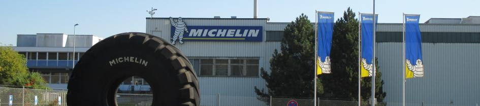 Michelin Werk Trier